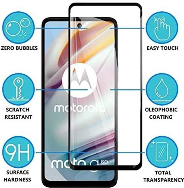Well Design Tempered Glass Guard for Motorola G60, Motorola Moto G60, Motorola G40 Fusion, Moto G40 Fusion