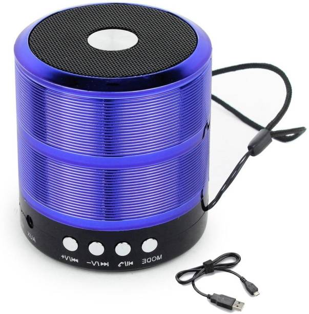 DINGLOT MINI WS – 887 Bluetooth Speaker 5 W Bluetooth Gaming Speaker