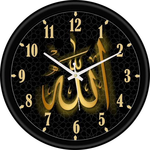 Flipkart SmartBuy Analog 25 cm X 25 cm Wall Clock