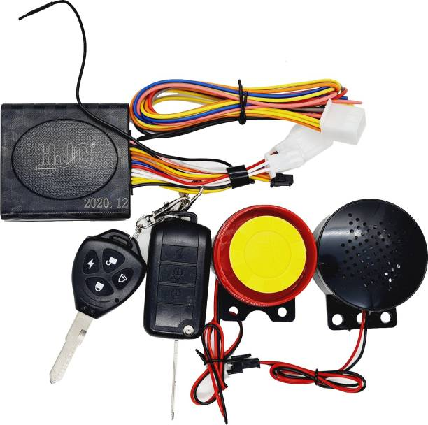 AutoPowerz Two-way Bike Alarm Kit