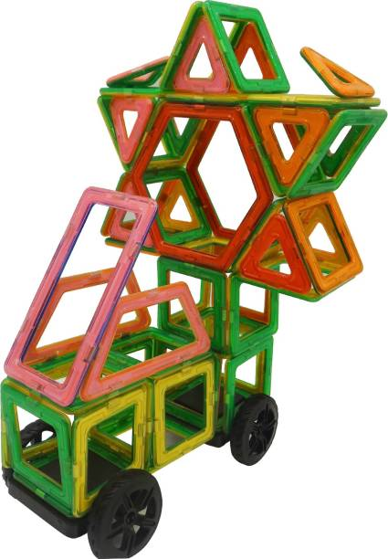 KREATIONERY Magnetic Building Blocks