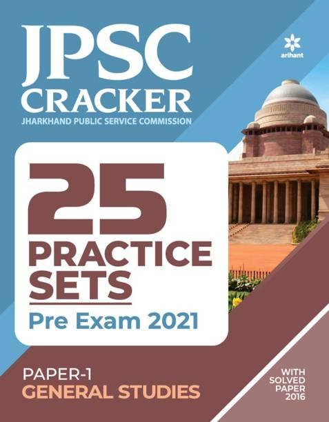 25 Practice Sets Jpsc Samanye Adhyayan Paper 1 Pre Exam 2021