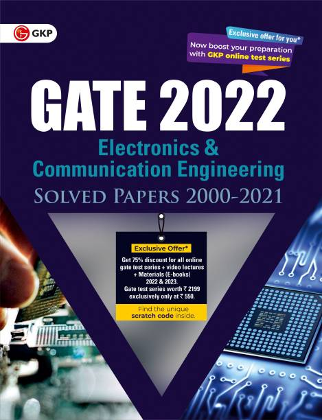 Gate 2022 Electronics & Communication Engineering - Solved Papers (2000-2021)