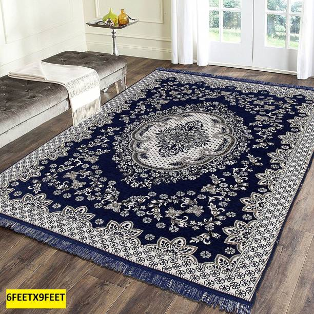 NCS Multicolor Velvet Carpet