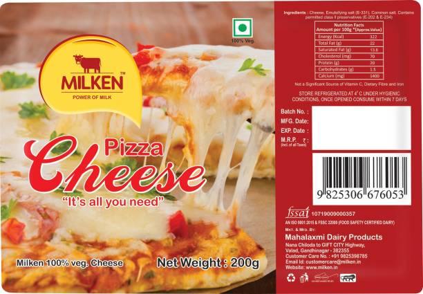 MILKEN Pizza Cheese Block