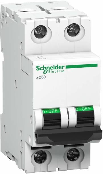 schneider MCB 32 AMP 2 Pole Acti9 A9N2P32C MCB