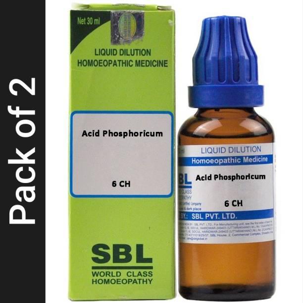 SBL Acid Phosphoricum 6 CH Dilution