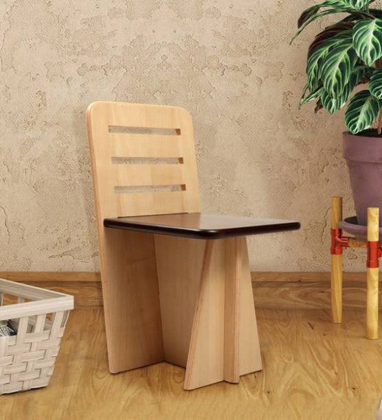 birdy Chair, Wooden DIY Chair for Adults and Kids, Easy to Assemble, Portable Engineered Wood Dining Chair