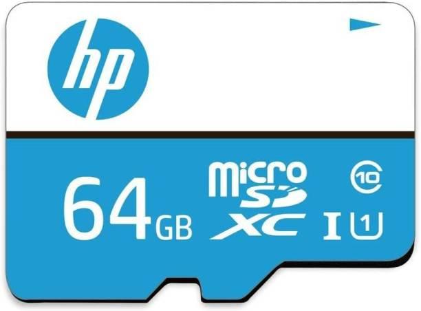 HP 3.1 SD card 64 GB SD Card Class 10 100 MB/s  Memory Card