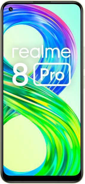 realme 8 Pro (Illuminating Yellow, 128 GB)