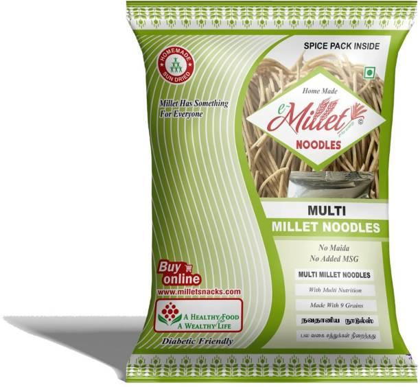 e-Millet Multi Millet Noodles Instant Noodles Vegetarian