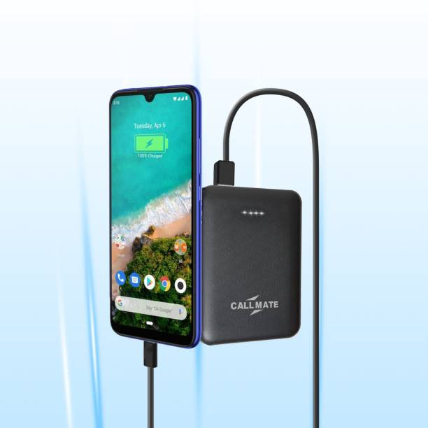 Callmate 5000 mAh Power Bank