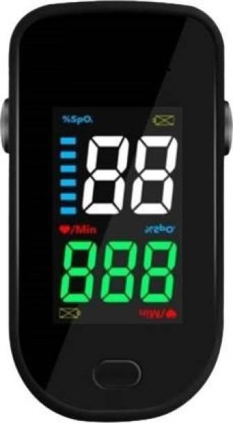 flip finz Oximeter-Black-2 Pulse Oximeter