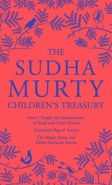 The Sudha Murty Children's Treasury (Author Hand Signed Copy)