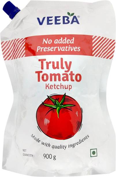 VEEBA Truly Tomato Ketchup