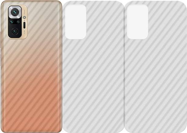 Karpine Back Screen Guard for Mi Redmi Note 10 Pro, Mi Redmi Note 10 Pro Max