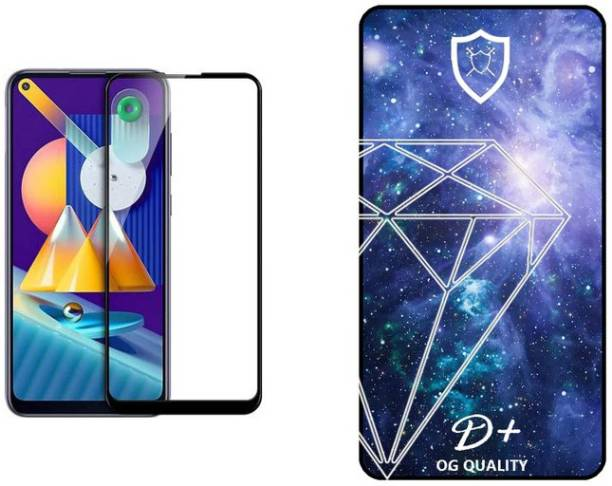 small candy Edge To Edge Tempered Glass for Honor V30 Pro