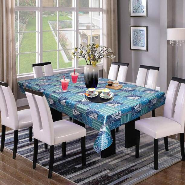 KingMatters Floral 6 Seater Table Cover