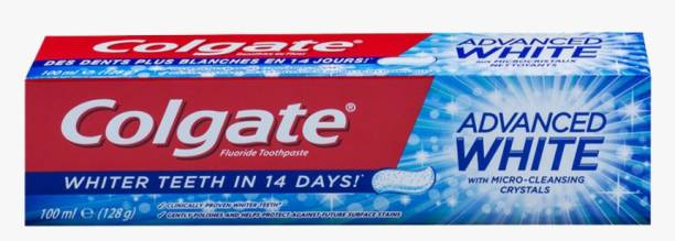 Colgate ADVANCED WHITE TOOTHPASTE IMPORTED Toothpaste