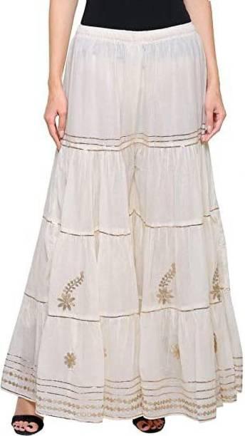 SHAYSTA Regular Fit Women White Trousers