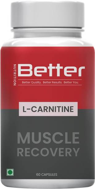 Better Nutrition L Carnitine 500mg