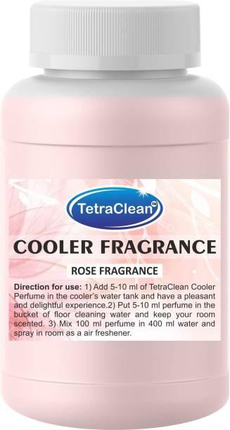 TetraClean Multipurpose Rose Fragrance Cooler Perfume ( 250 ML ) Aroma Oil