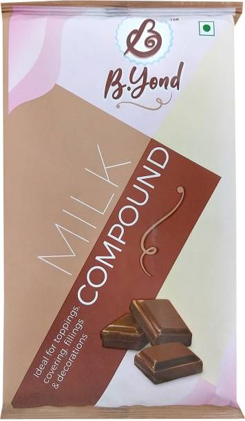 B.Yond Milk Compound Chocolate Baking Bars Solid