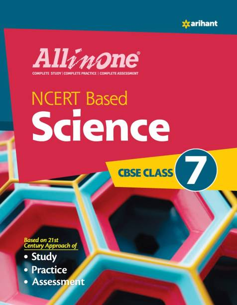 Cbse All in One Ncert Based Science Class 7 for 2022 Exam