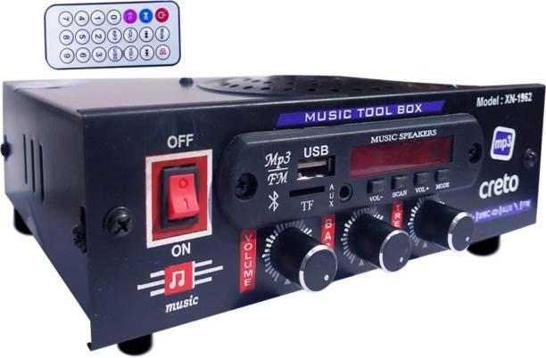CRETO XN-1962 Digital FM Radio Bluetooth Speaker with Remote Supports AUX USB SD Card FM Radio