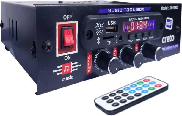 CRETO XN-1962 Digital Mp3 Sound FM Radio SD Card USB Player with Bluetooth and Remote FM Radio