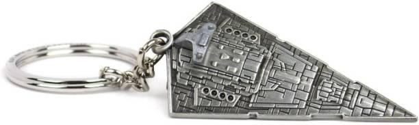 RVM Toys Star Wars Star Destroyer Ship Keychain Key Chain for Car Bike Men Women Keyring Key Chain