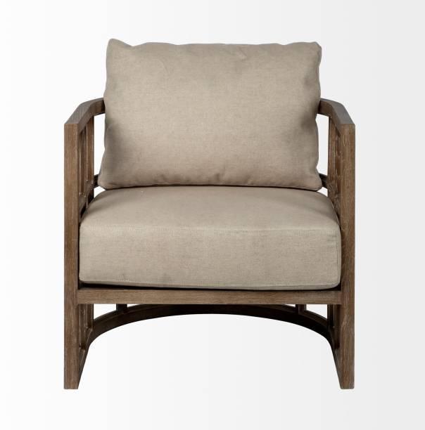 Oceanic6 Engineered Wood Living Room Chair