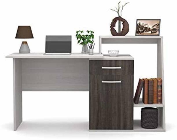 METSMITH Indus Engineered Wood Study Table