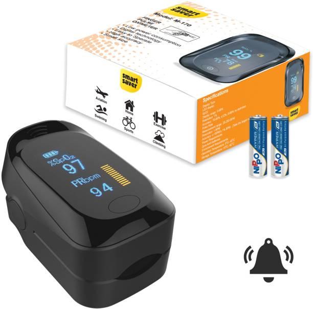 Smart Saver Finger Pulse Oximeter - Blood Oxygen Saturation Monitor - SPO2 Pulse Oximeter - Portable Oxygen Oxymeter Sensor, © Copyright Design mark Number: 92450 Pulse Oximeter