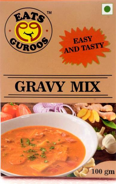 Eats Guroos Gravy Mix (Pack of 3 x 100 gm) 300 g