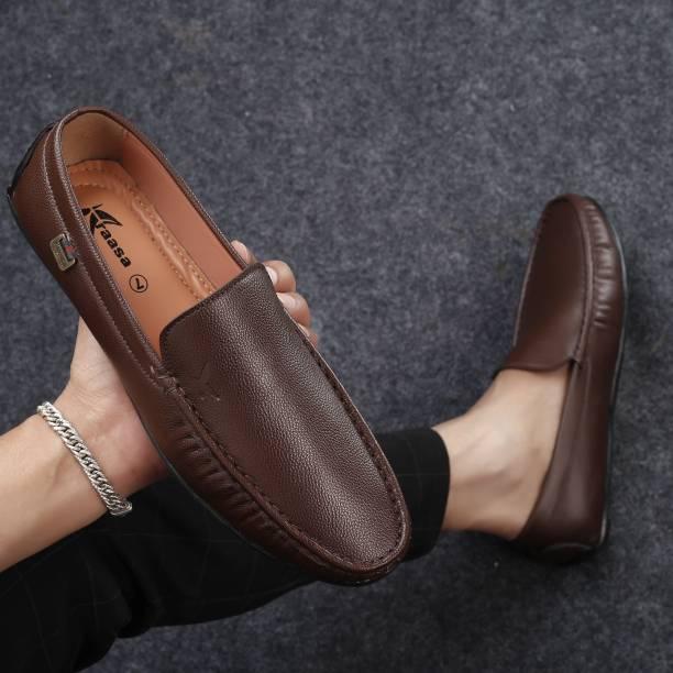 Kraasa ReeTrip-05 Mocassin, Casuals, Party Wear Loafers For Men