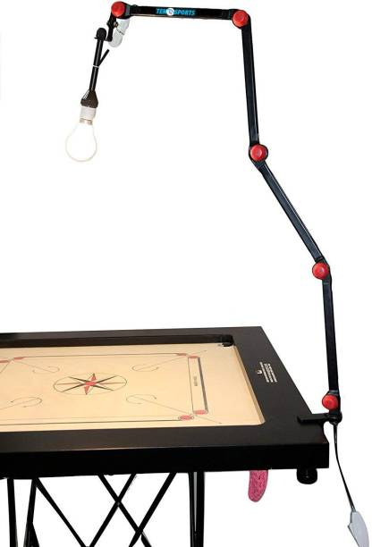 TEN SPORTS Carrom Board Lamp Pro Carrom Stand