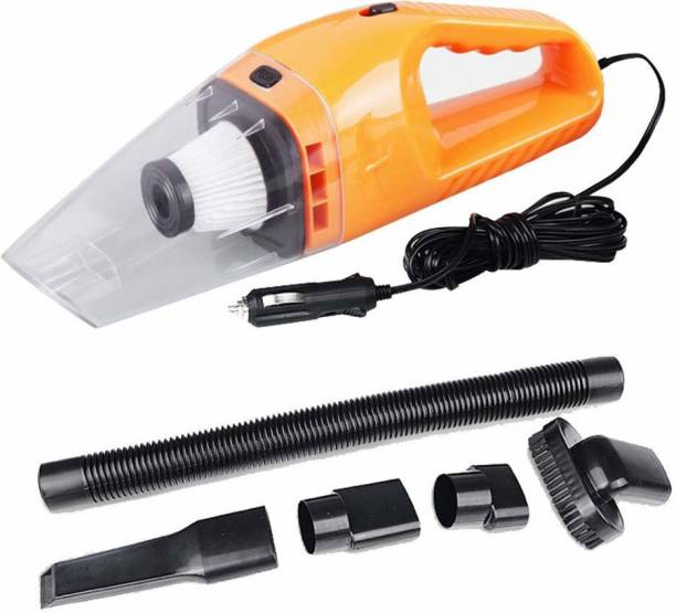 EMBLEM STORE High Power Wet & Dry Portable Handheld Car Vacuum Cleaner strong suction and blower Car Vacuum Cleaner