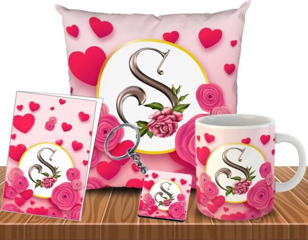 OddClick Mug, Cushion, Greeting Card, Keychain Gift Set