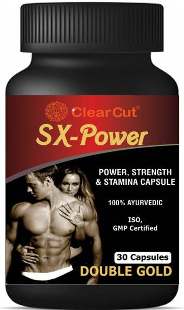 Clearcut SX long time Power booster capsule for men