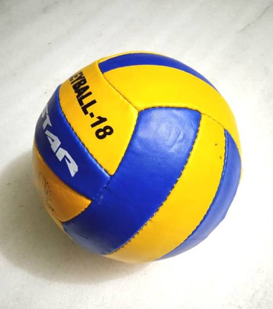 Seven Star Sports 7 star and classic volleyball with air pump Volleyball - Size: 5