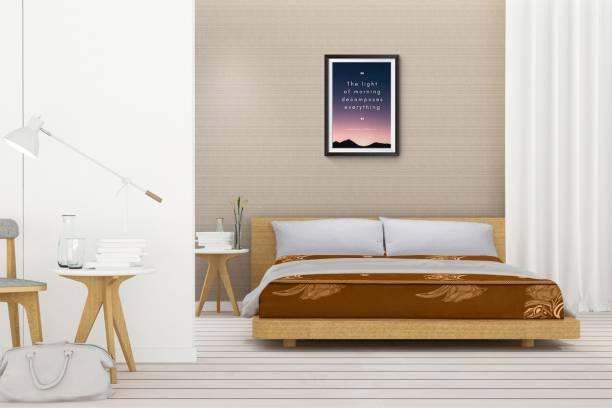 Sleep Spa DAY DREAMER BACK FRIENDLY (DUAL COMFORT COIR & FOAM(BR)) 4 inch Single Coir Mattress
