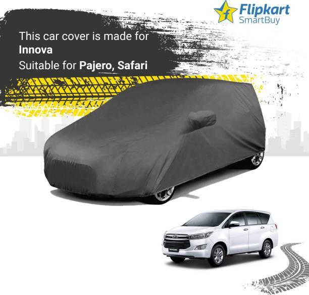 Flipkart SmartBuy Car Cover For Toyota Innova (With Mirror Pockets)