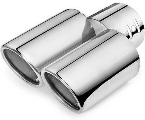 Miwings Car Double Exhaust Silencer  Car Silencer