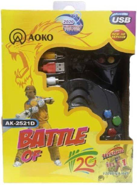 New Kids Video Game AK-2521D - Plug and Play Video Game - (2 Controller) Limited Edition
