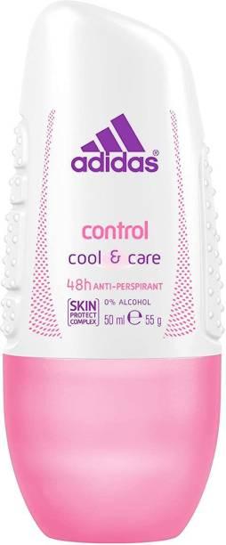 ADIDAS CONTROL COOL & CARE ANTI-PERSPIRANT DEODORANT ROLL ON IMPORTED Deodorant Roll-on  -  For Women