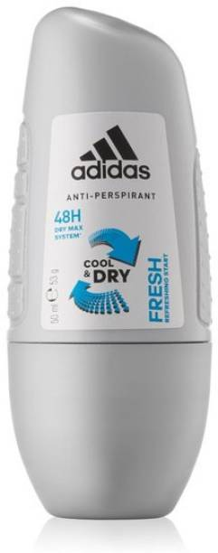 ADIDAS FRESH COOL & DRY ANTI-PERSPIRANT DEODORANT ROLL ON IMPORTED Deodorant Roll-on  -  For Men