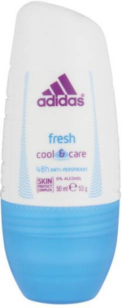 ADIDAS FRESH COOL & CARE ANTI-PERSPIRANT DEODORANT ROLL ON IMPORTED Deodorant Roll-on  -  For Women