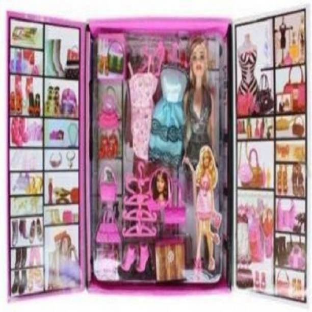 ZONCARE COLLECTION HD3 Beautiful Styling JOLLY Doll set