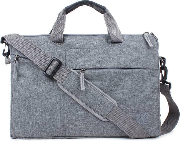 MAXISTORE Men & Women Grey Messenger Bag